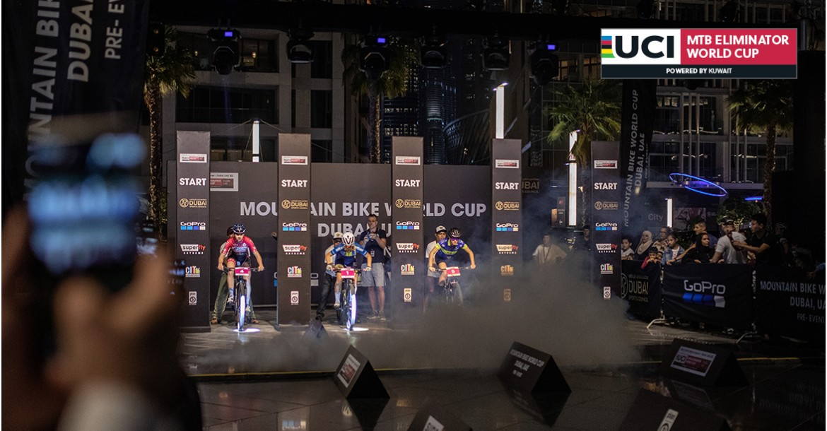 UCI MTB Eliminator World Cup #7 Bahrein (BHR)