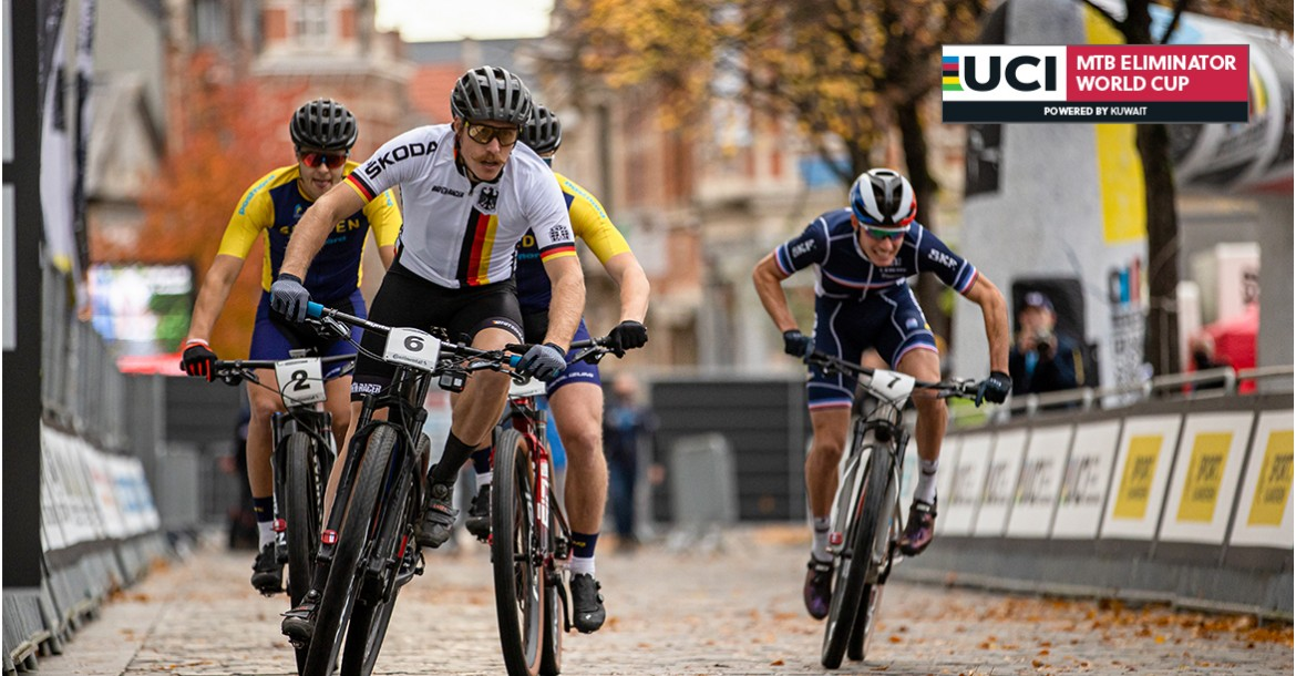 UCI MTB Eliminator World Cup #1 Leuven (BEL)