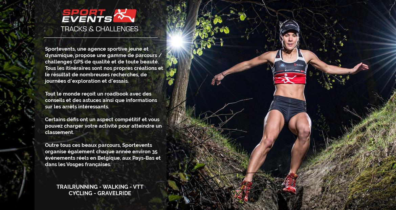 sportevents - trailruning - MTB - Triathlon